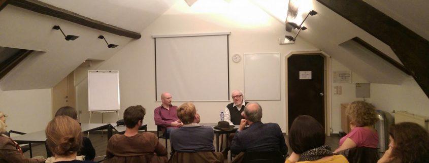 Manuel Dupuis psychologue et Henri Boon psychiatre